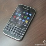Опубликованы «живые» снимки смартфона BlackBerry Classic