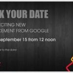 Google приглашает на мероприятие в Индии