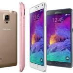 Экран Samsung Galaxy Note 4 признан лучшим на мобильном рынке