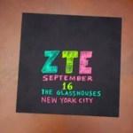 ZTE проведёт презентацию 16 сентября