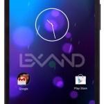 Lexand выпустила недорогие смартфоны Neon, Oxygen и Argon