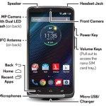 Подтверждены некоторые характеристики смартфона Motorola Droid Turbo