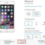 Apple сокращает время поставки iPhone 6 и iPhone 6+