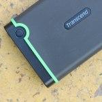 Transсend StoreJet 25M3 (1TB): быстрый внешний HDD с мощной защитой