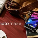 Анонсирован флагманский смартфон Motorola Moto Maxx