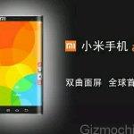 Xiaomi Arch – первый смартфон с экраном, загнутым на обе боковые грани