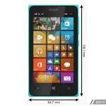 Фотографии и характеристики бюджетного смартфона Microsoft Lumia 435