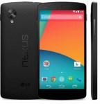Прекращено производство смартфона LG Nexus 5