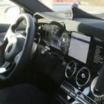 Новые Mercedes-Benz C-Class получат цифровую бортовую и мультимедийную панель