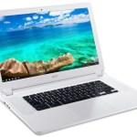 "Acer представила 15,6"" Chromebook 15 по цене от $250"