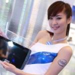 Intel рассчитывает укрепить позиции в сегменте процессоров для планшетов