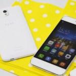 Coolpad Ivvi K1 Mini стал самым тонким смартфоном в мире