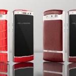 Анонсирован люксовый смартфон Bellperre Touch в стальном корпусе