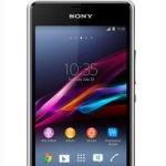 Опубликованы характеристики смартфона Sony Xperia E1 II
