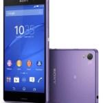 Флагманский смартфон Sony Xperia Z3 в новом цветовом исполнении