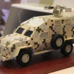Нацгвардия закупает бронеавтомобили Богдан Барс