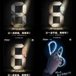 Huawei P8 – подробности о дисплее и камере