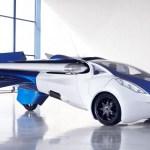 Объявлена дата начала продаж летающего автомобиля AeroMobil