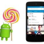 Google выпустила платформу Android 5.1 Lollipop