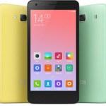 Xiaomi Redmi 2A – LTE-смартфон с 4-ядерным процессором за $97