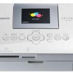 Новый фотопринтер Canon SELPHY CP1000