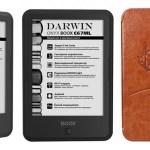 ONYX BOOX C67ML Darwin – топовый букридер с экраном E Ink Carta