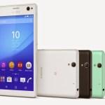 Компания Sony анонсировала смартфон Xperia C4