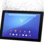 Стартуют продажи планшета Sony Xperia Z4 Tablet