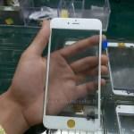 В Сети появились первые фотографии лицевой панели iPhone 6s