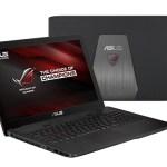 Ноутбук ASUS для геймеров GL552 доступен в Украине
