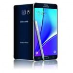 Новый флагманский фаблет Samsung Galaxy Note 5 представлен официально
