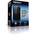 TRENDnet представляет двухдиапазонную точку доступа AC1200 с поддержкой PoE
