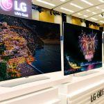 LG дополнила линейку OLED-телевизоров 2015 года новыми моделями