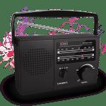 teXet анонсировала новый радиоприемник TR-103