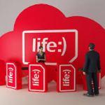 life:) обеспечил 3G+ покрытие пяти международных аэропортов Украины
