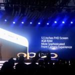Состоялся официальный анонс смартфона Oppo F1 Plus