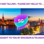 TeliaSonera и Ericsson объявляют о партнерстве в области 5G