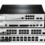 D-Link DGS-1210/ME, DGS-1210-10P/ME и DGS-1210-12TS/ME — новые гигабитные коммутаторы