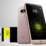 LG представляет первый модульный смартфон G5