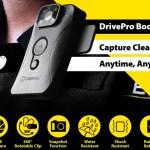 Нагрудная камера Transcend DrivePro Body 10