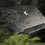 Gigabyte Technology анонсировала новые игровые ноутбуки «военной» серии