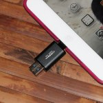 Transcend JetDrive Go 300K (64ГБ): металлическая USB 3.1 – флешка для iPhone/iPad/iPod