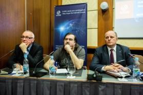 Michael Yakushev, Alexander Olshansky, Yuri Kargapolov