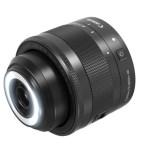 Canon представляет EF-M 28 мм f/3.5 Macro IS STM