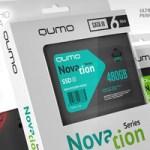 SSD-накопители серии QUMO Novation MM/MT поступили в продажу