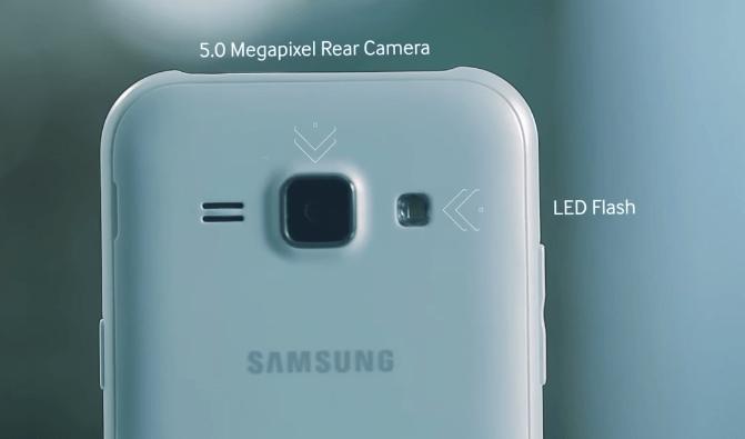 Краткий обзор бюджетного смартфона Samsung Galaxy J1 (2016)