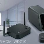 Комплект BenQ Instashow WDC10 – решение для проведения коллективных презентаций