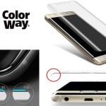 ColorWay презентует защитные 3D стекла для смартфонов