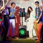 Мощнейшая аудиосистема Sony MHC-GT4D представлена официально