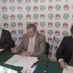 Huawei поможет разработкам в КПИ
